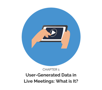 Use Generated Data in Live Meetings