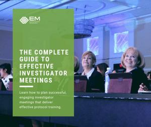 Investigator Meeting Guide
