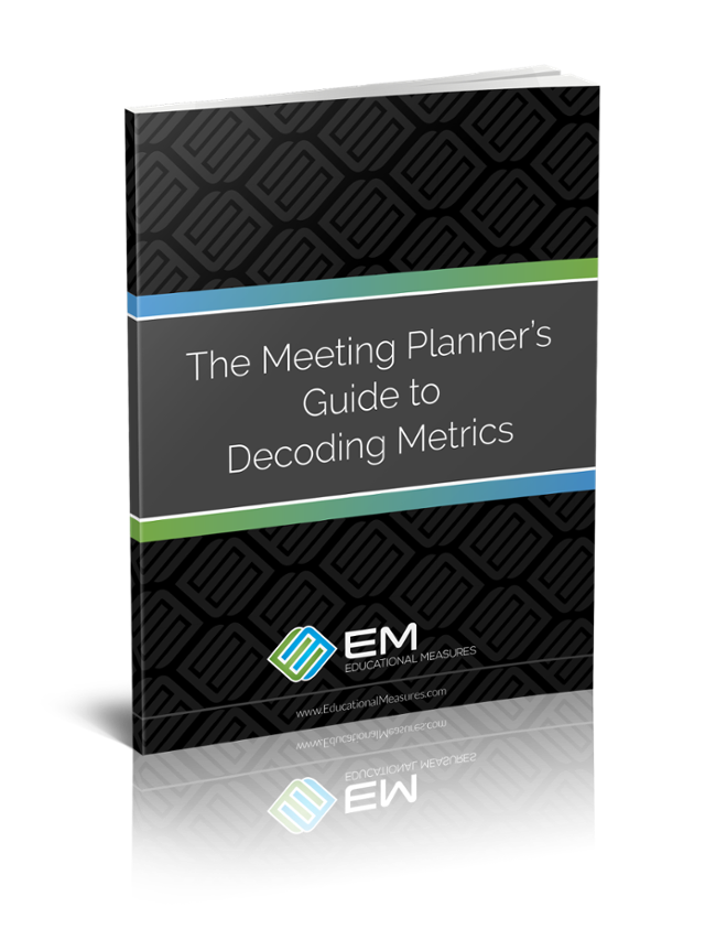 The Meeting Planner's Guide to Decoding Metrics